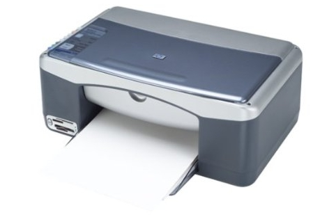 HP PSC 1350 Printer