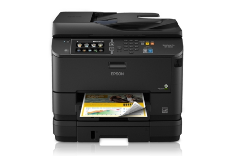 EPSON Workforce Pro WP4640 Printer