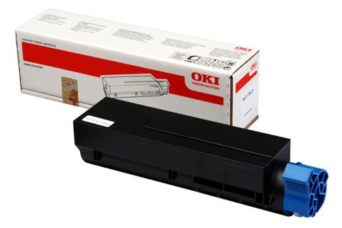 Oki 45807112 Black Extra High Yield Toner Cartridge (Genuine)