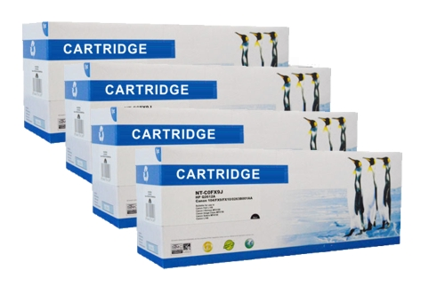 HP CF500X #202X Black Toner Cartridge (Compatible)