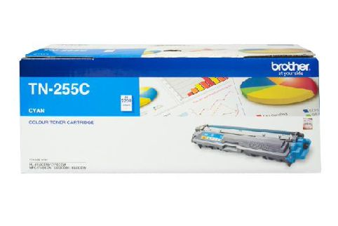 Brother DCP9015CDW Cyan Toner Cartridge (Genuine)