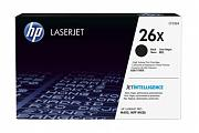 HP CF226X #26X Black High Yield Toner Cartridge (Genuine)