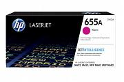 HP #655A CF453A Magetna Toner Cartridge (Genuine)
