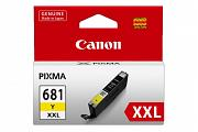 Canon CLI681Y Yellow Extra High Yield Ink (Genuine)
