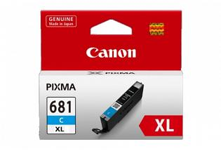 Canon CLI681C Cyan High Yield Ink (Genuine)