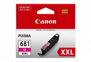 Canon CLI681M Magenta Extra High Yield Ink (Genuine)