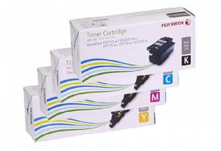 Fuji Xerox DocuPrint CP225W CM225FW High Yield Toner Cartridge (Genuine)