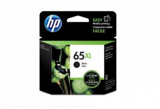 HP #65XL N9K04AA Black High Yield Ink (Genuine)