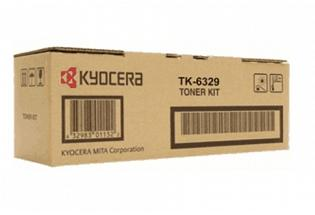 Kyocera TK6329 Black Toner Cartridge (Genuine)