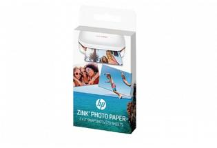 HP SPROCKET W4Z13A ZINK Paper 20 Sheets (Genuine)